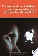 Formación de la ciudadanía en primera infancia en entornos de vulnerabilidad