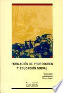 Formación de Profesores y Educación Social