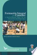 Formación Integral y en Contexto
