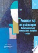 Formar-se en psicología