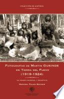 Fotografías de Martin Gusinde en Tierra del Fuego (1919-1924)