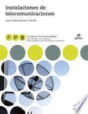 FPB - Instalaciones de telecomunicaciones (2019)