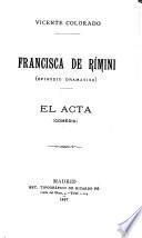 Francisca de Rímini