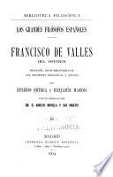 Francisco de Valles (el Divino)