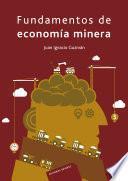 Fundamentos de economía minera
