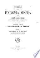 Fundamentos de la legislacíon. Legislaciones extranjeras