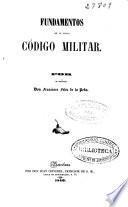Fundamentos de un nuevo código militar