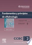 Fundamentos y principios de oftalmología. 2011-2012