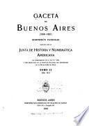 Gaceta de Buenos Aires (1810-1821): 2. enero-31. oct. 1811