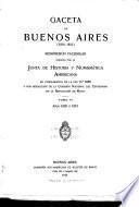 Gaceta de Buenos Aires (1810-1821)