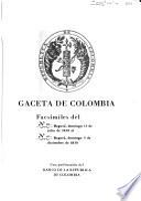 Gaceta de Colombia