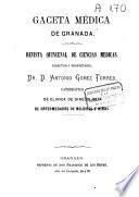Gaceta médica de Granada