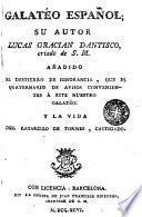 Galateo español