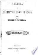 Galeria de escritores chilenos