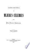 Galeria histórica de mujeres célebres