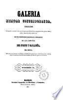 Galería militar contemporánea, colección de biogr. y retr. de los generales que más celebridad han conseguido en los ejércitos liberal y carlista,durante la última guerra civil