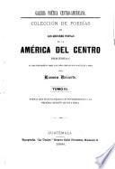 Galería poética centro-americana