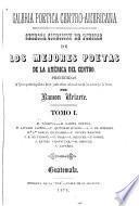 Galería poetica centro-americana