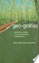 Geo-grafías