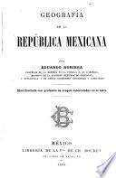 Geografía de la República Mexicana