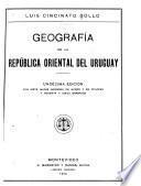 Geografía de la República Oriental del Uruguay