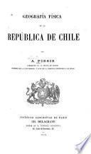 Geografía física de la República de Chile