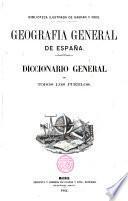 Geografía General de España