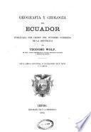 Geografía y geología del Ecuador