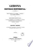 Gerona histórica-monumental
