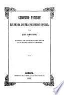 Geronimo Paturot, en busca de una posicion social