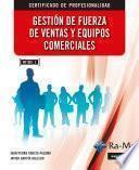 Gestión de Fuerza de Ventas y Equipos Comerciales (MF1001_3)