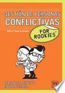 Gestión de personas conflictivas For Rookies