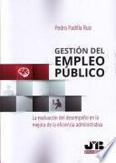 Gestión del empleo público