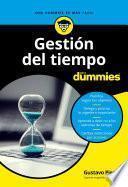 Gestión del tiempo para Dummies