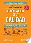 Gestion integral de la calidad (5a Edición)
