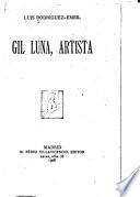 Gil Luna, artista