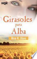 Girasoles para Alba (Finalista III Premio Digital)