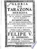 Gloria de Tarazona
