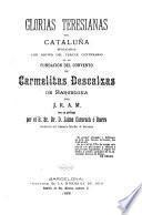 Glorias teresianas de Cataluña
