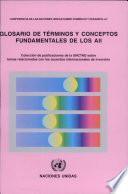 Glosario de Términos y Conceptos Fundamentales de los AII