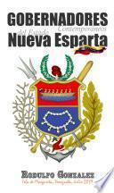 Gobernadores Contemporáneos del Estado Nueva Esparta: Venezuela