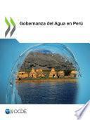 Gobernanza del Agua en Perú