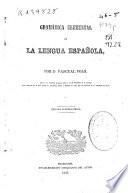 Gramática elemental de la lengua española