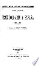 Gran Colombia y España (1819-1822)