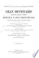 Gran diccionario geográfico