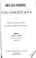 Gran guía estadística sud-americana
