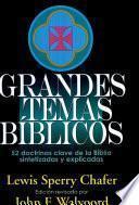 Grandes temas bíblicos