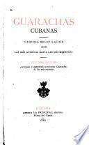 Guarachas cubanas