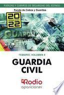 Guardia Civil. Escala de Cabos y Guardias. Temario. Volumen 4