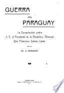 Guerra del Paraguay